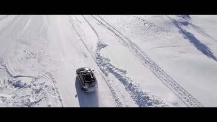捷豹XF Sportbrake创造世界最快的拖拽速度滑雪记录