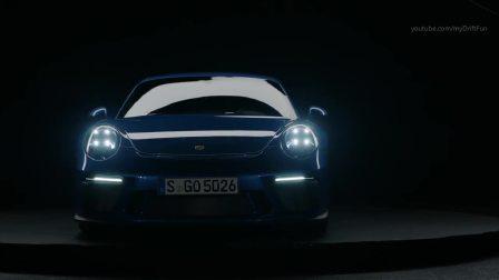 2018保时捷 911 GT3 来袭