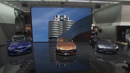 2017东京车展 宝马6系GT发布会