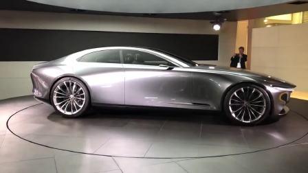 2017东京车展 马自达概念车Vision Coupe