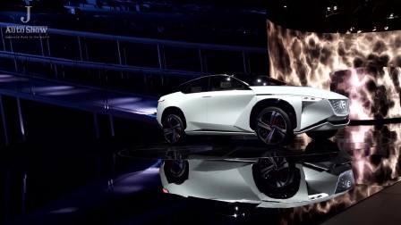 2017东京车展 日产IMx全球首次亮相
