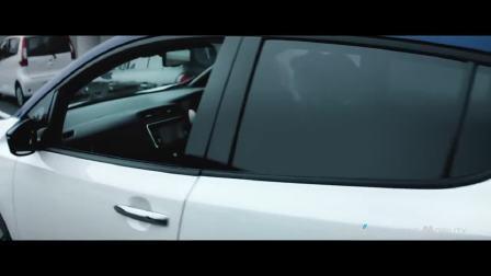 电视广告  日产自动驻车