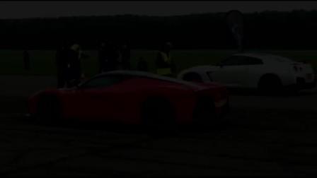 法拉利LaFerrari Vs 日产GTR 针锋相对