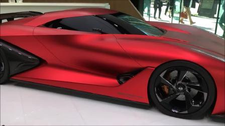 日产GT-R R36概念车 延续经典