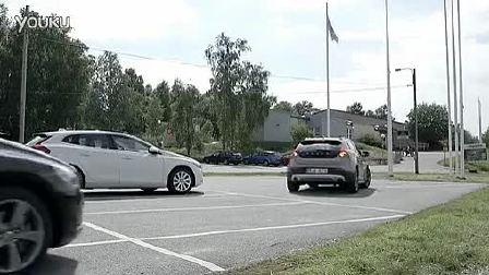 比打的方便!看沃尔沃全新自动泊车系统