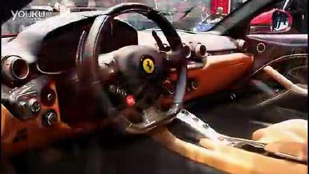 日内瓦车展Ferrari F12 Berlinetta直击