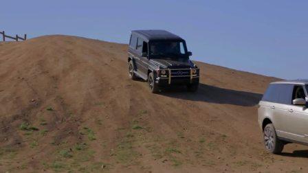 2013 Range Rover vs. 2013 Mercedes-Benz G63 AMG