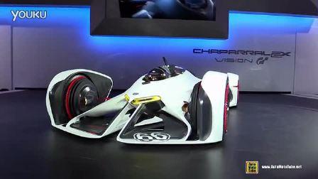 洛杉矶车展实拍Chevrolet Chapparal 2X Vision Concept