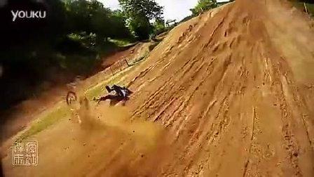 越野摩托车意外事故合集 现场惨不忍睹