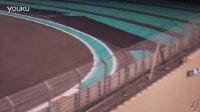Ferrari FXX K on Track at Yas Marina F1 Circuit