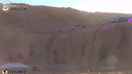 悬崖峭壁算个P-迪拜司机深度越野横趟沙漠