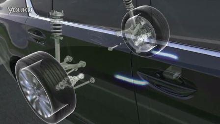 Acura(讴歌)全球首创的操控技术-PAWS(全轮精准转向技术)