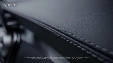 鉴赏奔驰全新一代C-Class广告 全新改变