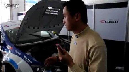 赛车手王睿介绍 上海大众333车队[高清版]