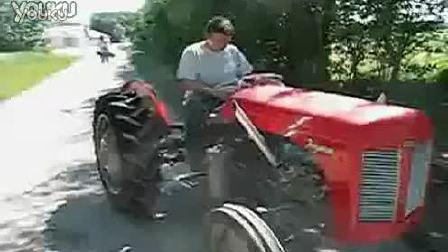 拖拉机加装GTI引擎