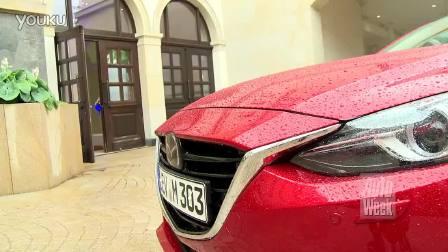 Mazda 3 (2013) roadtest (English subtitled)