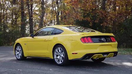 静态实拍2015福特野马Ford Mustang GT