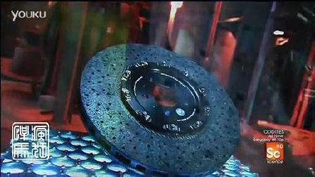 制动操控利器!陶瓷刹车盘制造全程展示