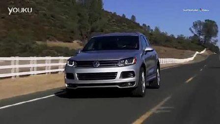 上市必遭哄抢 2014 Volkswagen Touareg R
