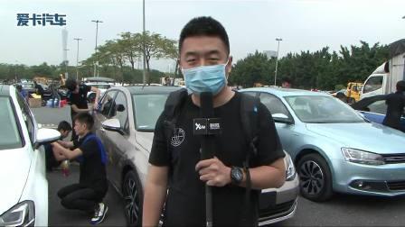 爱卡汽车2013广州车展探馆7代高尔夫