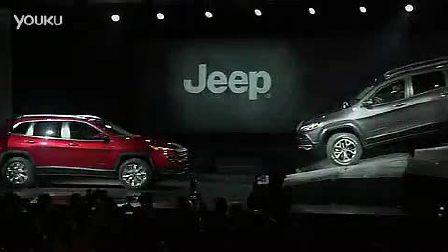 个性独特 Jeep全新切诺基纽约车展亮相