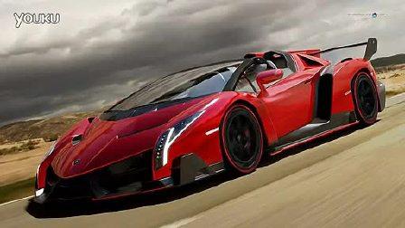 外星入侵-2014 Lamborghini Veneno