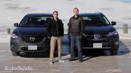2014款马自达CX-5与2013丰田RAV4比较
