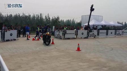 2014中国首届宝马摩托文化节现场花絮