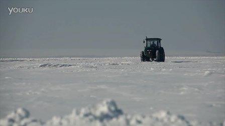 奥迪冰雪冬季体验季之海拉尔