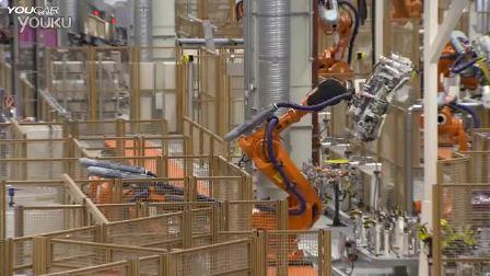 实拍参观宝马i8制造工厂 制造工艺精湛