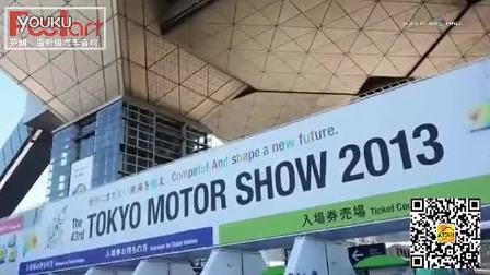 2013东京汽车展 本田展台汽车鉴赏