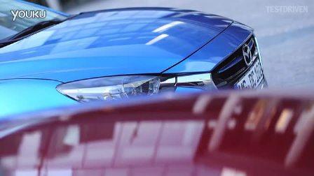 2015马自达Mazda 2 静态展示
