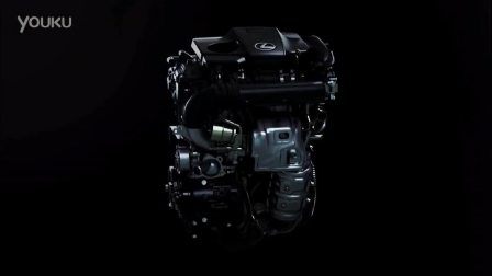 Lexus All-New NX Powertrain