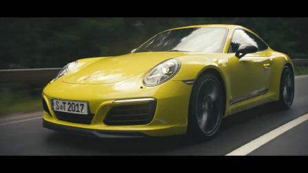 保时捷全新911 Carrera T 简约并不简单