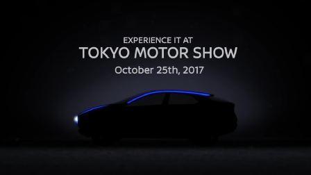 2017东京车展 开启