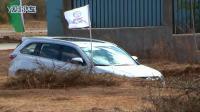 爱卡汽车试驾2015款广汽丰田全新汉兰达