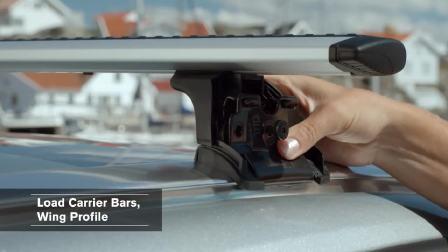 沃尔沃 V60 安装行李架基座