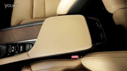 Volvo XC90全方位展示 霸气外观颜值高