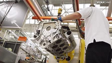 实拍宾利工厂 W12发动机整体组装全过程