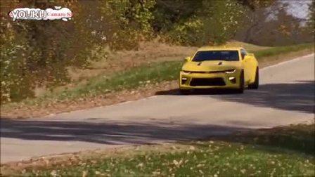 2016雪佛兰科迈罗Chevrolet Camaro SS
