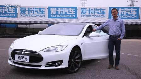 爱卡汽车国内首测特斯拉自动驾驶系统