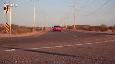 奔驰 C63 AMG 漂移测试 肌肉范儿十足
