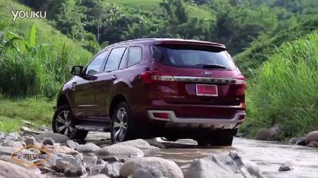海外评测全新福特撼路者 Ford Everest