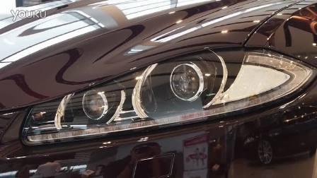 15款捷豹XF 80周年典藏版外观内饰展示