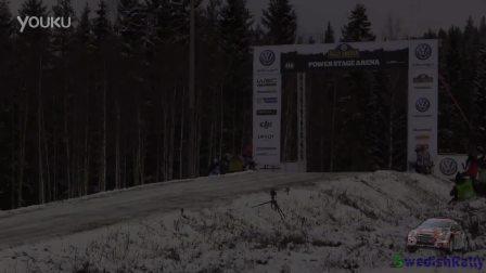 2016瑞典WRC赛道精彩视频