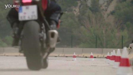 更加安全 宝马摩托车全新ABS制动系统