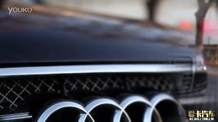 X 专车出动 卡友享受顶配奥迪A8L W12