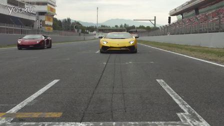 兰博基尼Aventador LP 750-4赛道体验