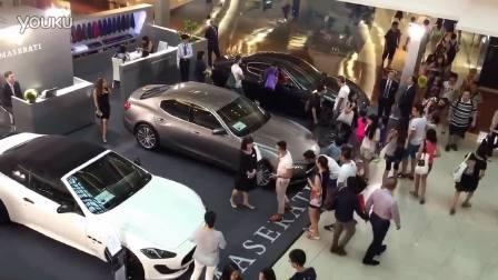 玛莎拉蒂Maserati――香港车展亮相小片