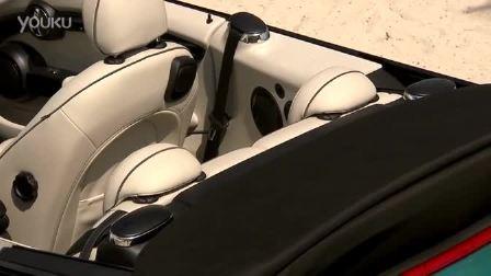 新款MINI Cooper Convertible 内饰设计